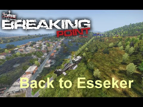 ARMA 3 - Breaking Point : Back To Esseker (Post Map & Visual Update)