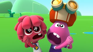 Caricaturas Jelly Jamm español latino. Super Velocidad (T01...