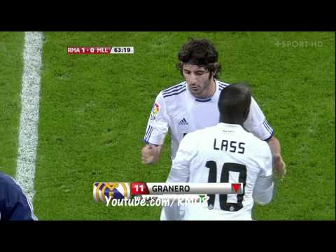 Real Madrid Vs Real Mallorca 23.1.2011 Canal Sport HD