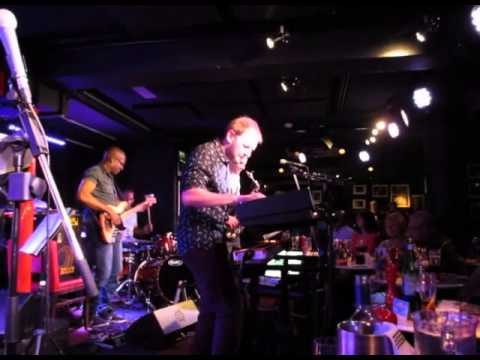 Oli Slik - In The Thick Of It - Live @PizzaExpress London Soho