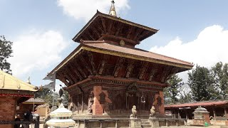 Changu Narayan Temple (The Oldest Temple of Nepal) World Heritage Site