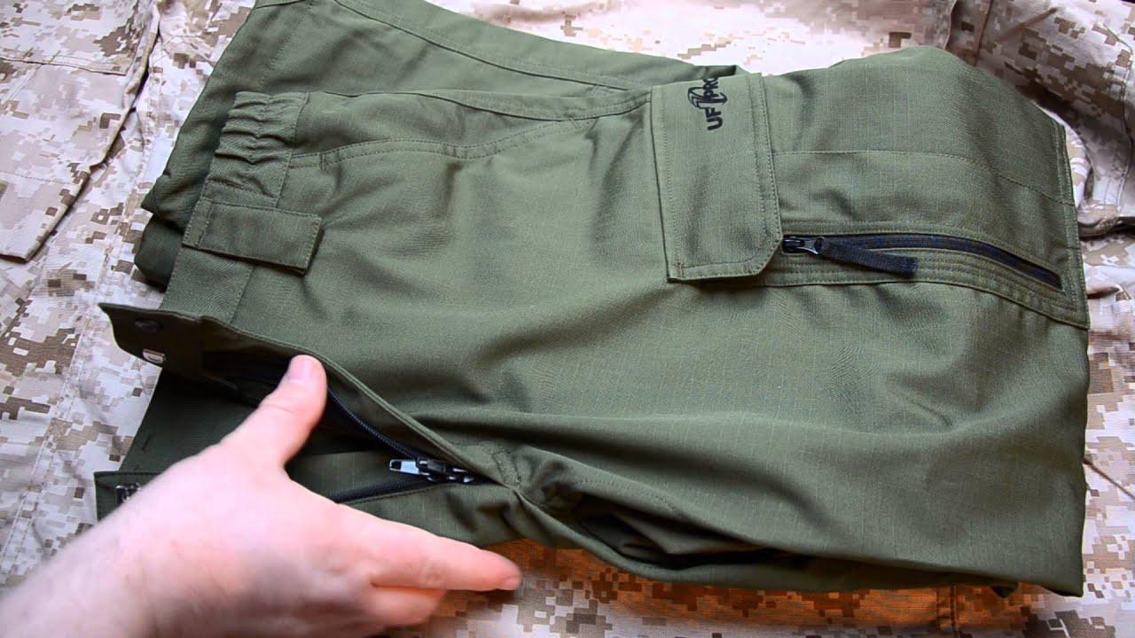 Uf Pro P 40 Classic Pants Green Youtube
