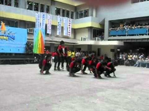 UCLM's Hip Hop Dance 2010 Champion (CCS Students)