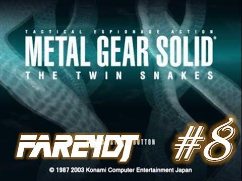 [FR HD] Metal Gear Solid the Twin Snakes - Fin du CD1 - Séance de torture - Ep. 8