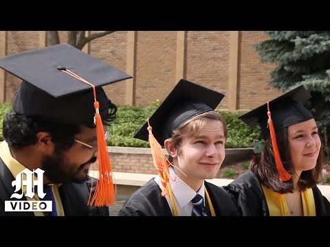 Where to take graduation pictures in Ann Arbor