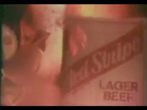 Classic Red Stripe Commercial