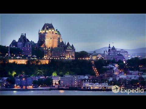 Quebec - City Video Guide