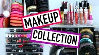 Makeup Collection & Storage | Brianna Fox Video