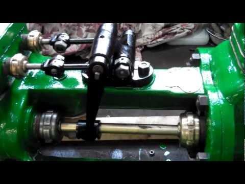 Worthington Simpson Duplex Boiler Feed Pump