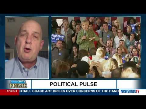 Newsmax Prime | Scott Rasmussen on Donald Trump racking up delegates to clinch the GOP nomination