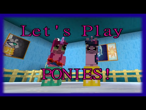 Ice Skating Fun! [99] Mine Little Pony - Minecraft PC