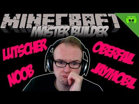 FAIL DES JAHRES 🎮 Minecraft Master Builder #15