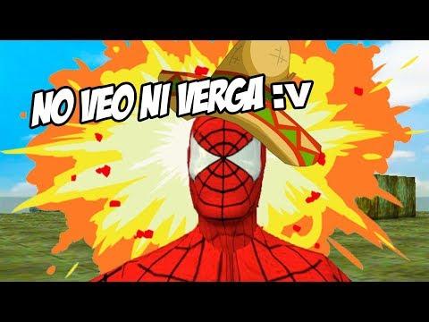 El JUEGO de SPIDERMAN que TODOS jugamos :v