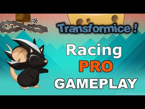 TRANSFORMICE - Racing PRO Gameplay [60 FPS]