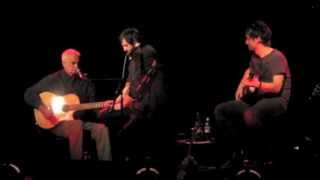 SCOTT MATTHEW feat. IAN MATTHEW - Help Me Make It Through The Night (live)