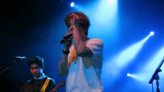 FT Island NYC concert 2015 - Memory + Black Chocolate + Time to