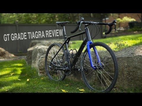 GRADE TIAGRA REVIEW - AWESOME GRAVEL BIKE!!!