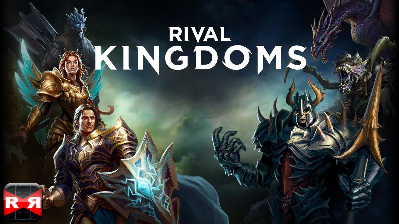 اللعبه الاستراتيجيه الرائعه : Rival Kingdoms: Age of Ruin v1.25.0.1196 مهكره جاهزه