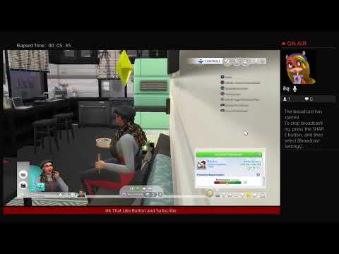 Sims 4 Paranormal  Activity Lets Play |