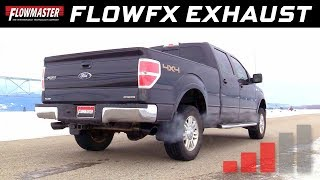 2009-14 Ford F-150 3.5L, 4.6L, 5.0L, 5.4L - FlowFX Cat-back Exhaust System 717872