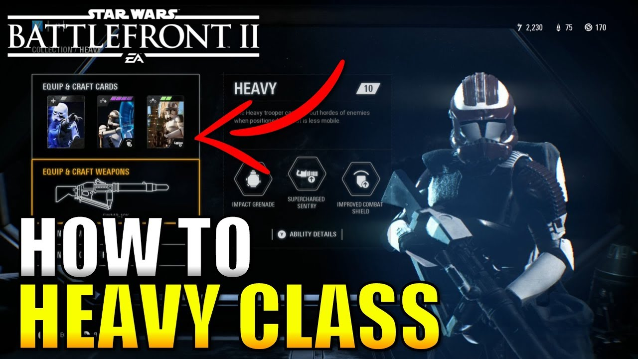 HOW TO NOT SUCK AS THE HEAVY CLASS