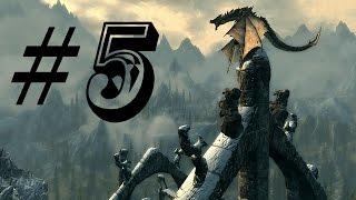 Прохождение Skyrim - Часть 5 (Побочные квесты)