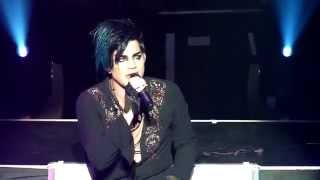 Adam Lambert - Aftermath (Glam Nation Live, Club Nokia LA)