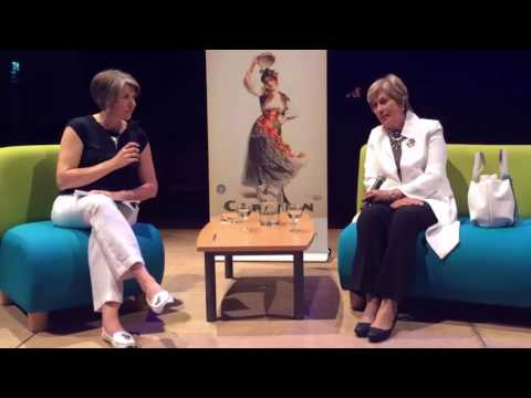 Kiri Te Kanawa | 'Carmen Singer of the World' Interview AUDI