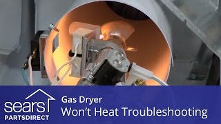 Dryer Won't Heat: Troubleshooting Gas Dryer Problems
