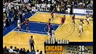 Nba chicago bulls @ indiana pacers (19/03/95)