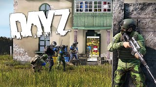 How I got iฑ between a Clan and a Base Raid in DayZ...