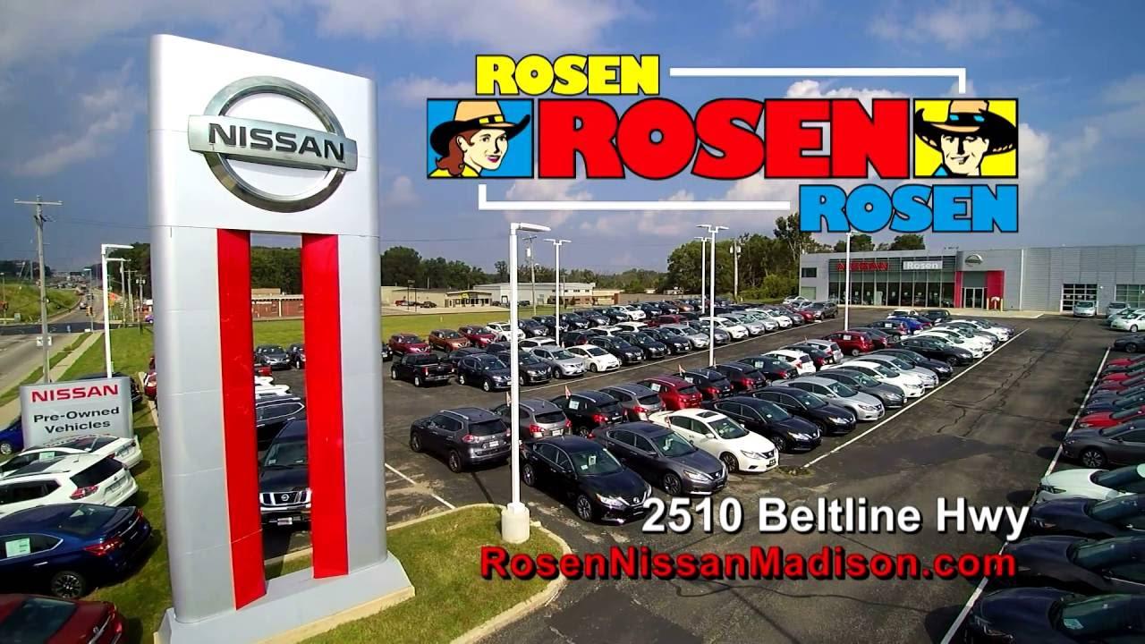 Rosen Nissan Madison September