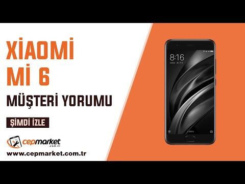 Mağazamızdan Xiaomi Mi6 Alan Müşterimizin Yorumları  | Cepmarket