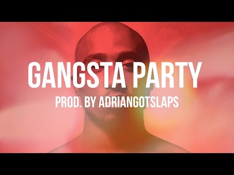 2Pac | Snoop Dogg | YG Type Beat - Gangsta Party (Prod. By AdrianGotSlaps)