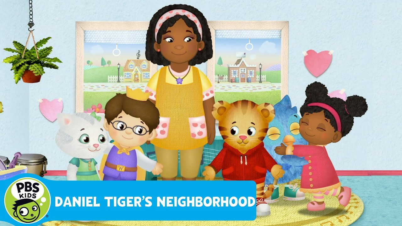DANIEL TIGER\'S NEIGHBORHOOD | Love Day in the Neighborhood | PBS ...