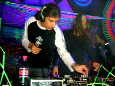 Parasense  Real live @ Cyclone Party