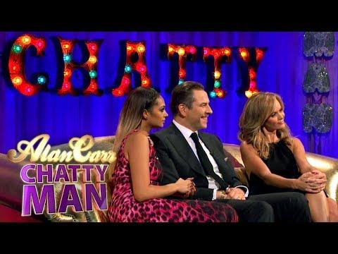 Alesha Dixon, Amanda Holden & David Walliams (Britain's Got Talent Interview) | Alan Carr Chatty Man