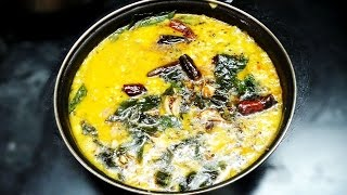 Pesarapappu Tamata Moong Dal Tomato Preparation in Telugu (పెసరపప్పు టమాటా)