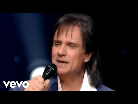 Roberto Carlos - Cama y Mesa (Video En Vivo - Stereo Version)
