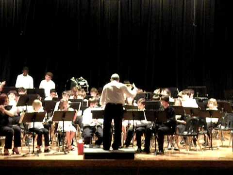 Belle Chasse Middle School Band - Thriller