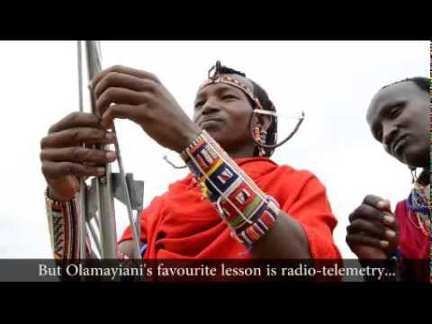 Meet Olamayiani Saitoti