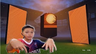 INSANE FIFA 18 ULTIMATE SPOOKY SCREAM HALLOWEEN PACK OPENING !!!