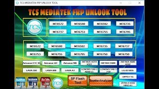 Mediatek Frp Unlock Tool 2018 Download