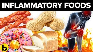 11 Surprising Foods That Cause Inflammation