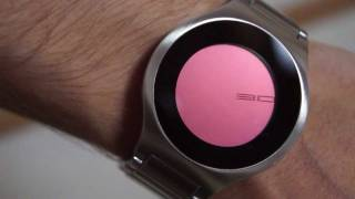 Kisai On Air Touch Screen LCD Watch Design From Tokyoflash Japan