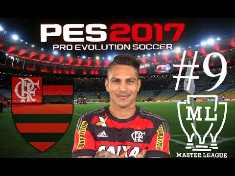 PES 2017 MASTER LIGA #9 CAMP.BRASILEIRO 3°RODADA