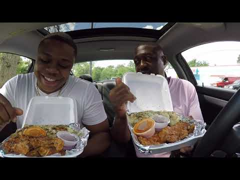 Hands Down The Best Food Truck In Detroit | Dinner At Tiffianys