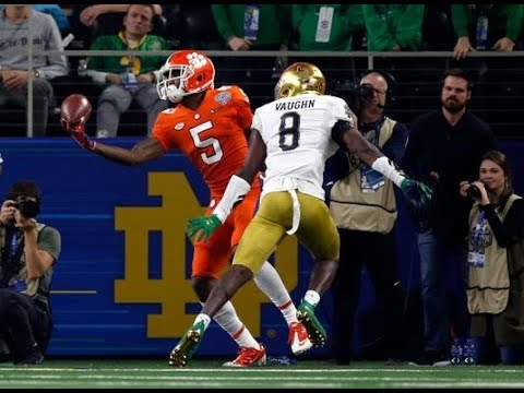 #3 Notre Dame vs. #2 Clemson | 2018 Cotton Bowl Highlights