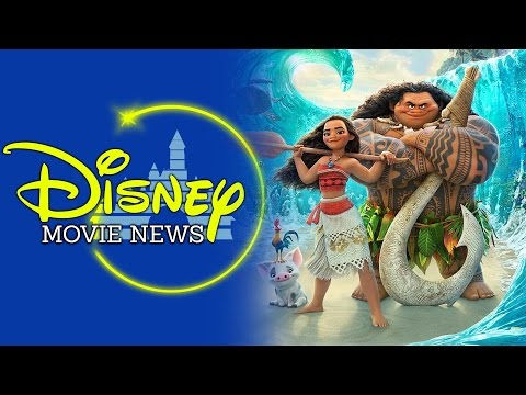 Moana's Worldwide Poster Blast, Two Rejected Space Mountain Scripts and More! - Disney Movie News 44
