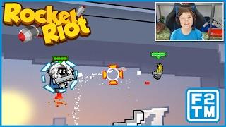 Super Fun And Super Stressful Game Lol - Rocket Riot - Steam